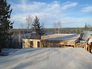 lake view custom home, huisman,