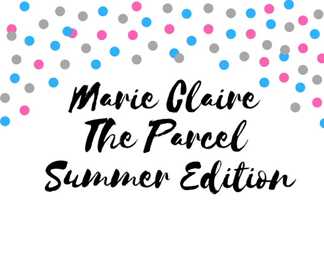 Marie Claire The Parcel Summer Edition 2016