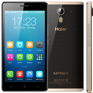 Haier Esteem i80 Price