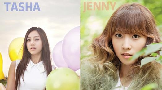 Skarf's Tasha and Jenny show off individual talents :: Daily