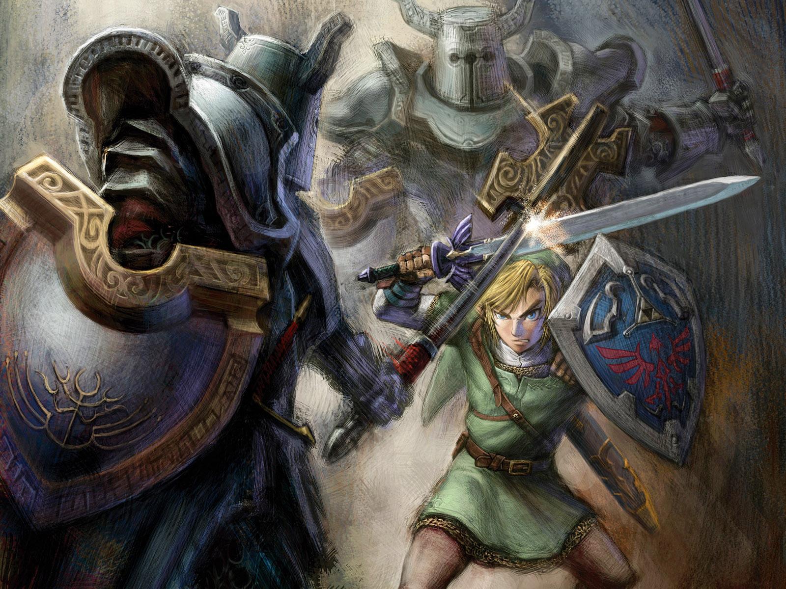 Mega Wallpapers HD: The Legend of Zelda Wallpaper