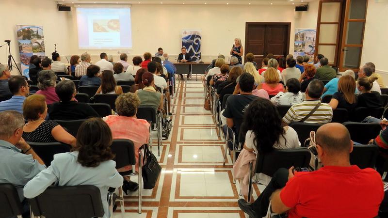 Συναντήσεις Πέτροβιτς με πολιτιστικούς - αθλητικούς συλλόγους και κοινωνικούς φορείς