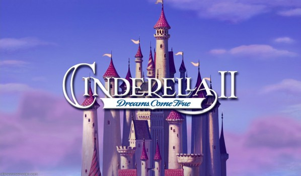 The castle Cinderella II: Dreams Come True 2002 animatedfilmreviews.blogspot.com