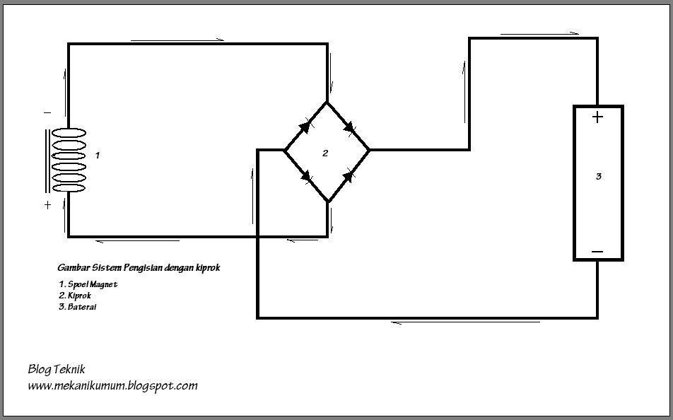baterai diagram #1