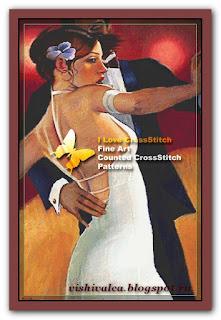"I love cross stitch BBR-006 ""First Formal"""