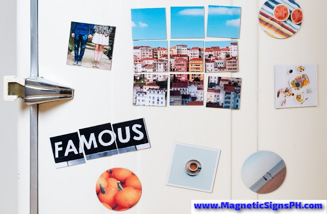 Fridge Photo Magnets