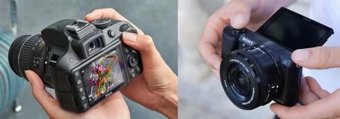 Inilah Perbedaan Kamera Mirrorless dan DSLR Yang Paling Mencolok