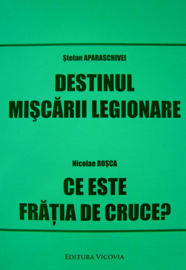 Nicolae Roșca - Ce este Frația de Cruce