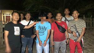 Tersangka Penikam Warga Pal 10 Desa Sungai Alai Diringkus Polisi
