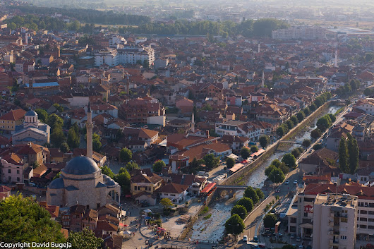 Albania and Kosovo by Bicycle - Prizren - Gateway to Kosovo