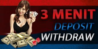 Proses Deposit Withdraw
