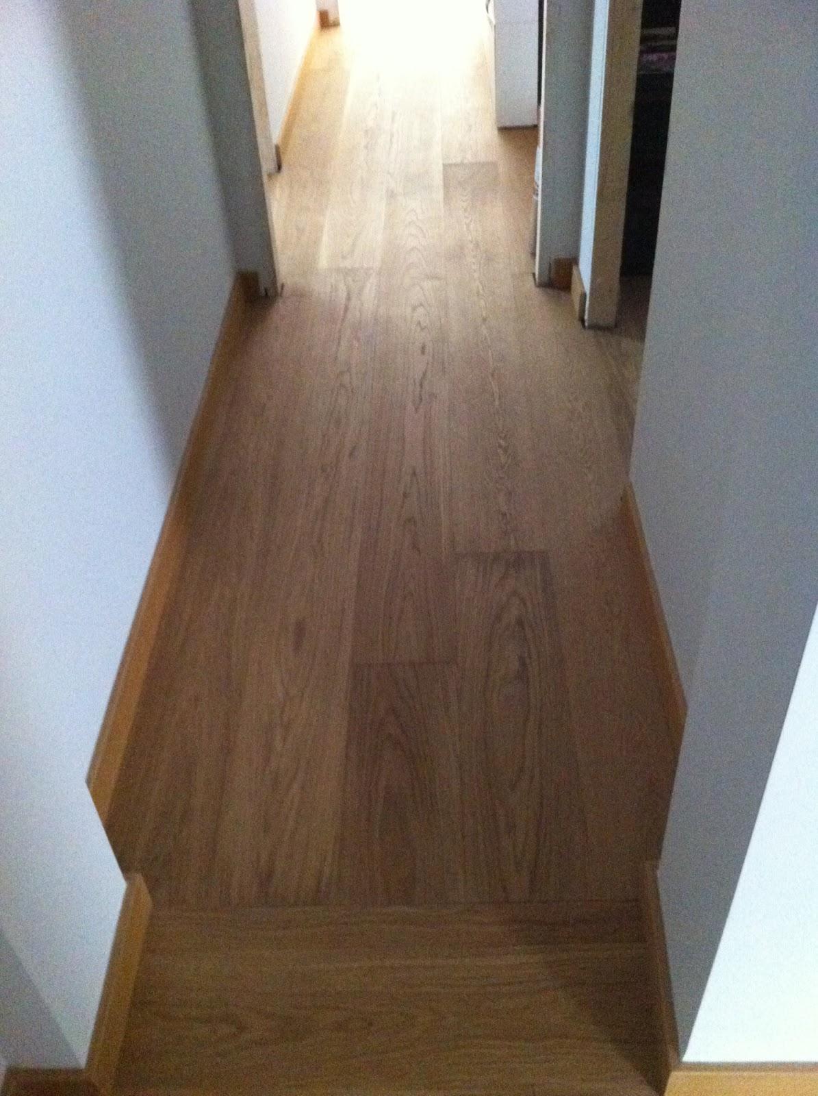 Direcci n de colocaci n de las piezas de suelos de parquet for Suelos laminados o vinilicos