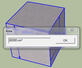 Cara Mengetahui Jumlah Luasan Volume Gambar Model Di Sketchup