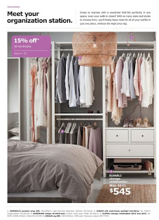 IKEA The Wardrobe Event June 4 - 25, 2018