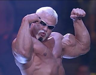 WCW Spring Stampede 2000 - Big Poppa Pump Scott Steiner