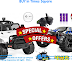 Times Square : ❤ 12 units of Best Choice Products 12V Kids Ride On Truck Car w/Parent - AND - IMDEN Remote Control Car, Terrain RC Cars, Electric Remote ➤ 2020 delivery to Arrochar