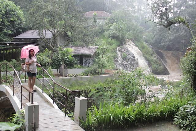 Maribaya hot spring resort lembang bandung
