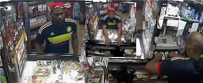 """""""Soy dominicano, llama la policía"""" advirtió atracador durante robo en bodega de El Bronx"""