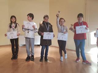 Ατομικό Σχολικό Πρωτάθλημα Σκάκι Δυτικής Θεσσαλονίκης