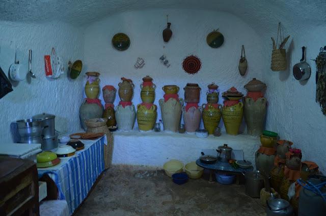 Deserto do Sahara na Tunísia
