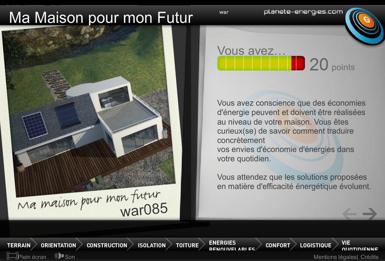 Ma Maison Pour Mon Futur