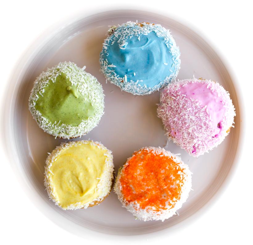 Vegan Easter Bunny Cupcakes
