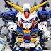Custom Build: SD F90 Gundam HIMAX