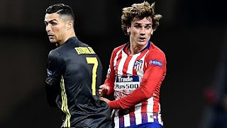 Atletico Madrid vs Juventus 2-0 Highlights