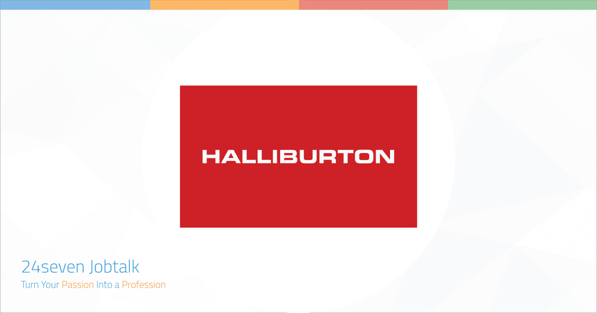 Jobs and Careers at Halliburton