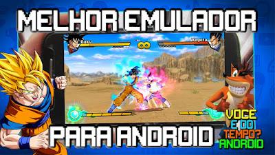 Melhor Emulador Para Android-PSP, PS1, Nintendo DS e ETC