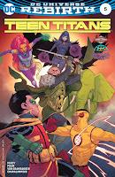 DC Renascimento: Novos Titãs #5