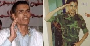 الطالب الصحراوي الحسين الملقب بـ صدام