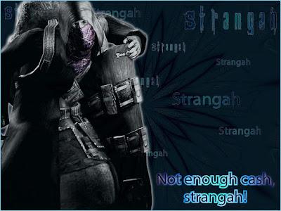Character Resident Evil 4