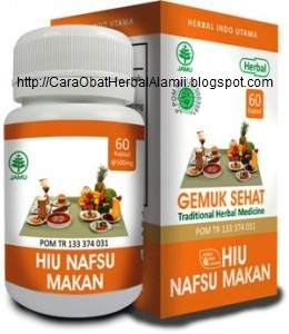 Suplemen obat gemuk badan sehat penambah berat badan herbal alami