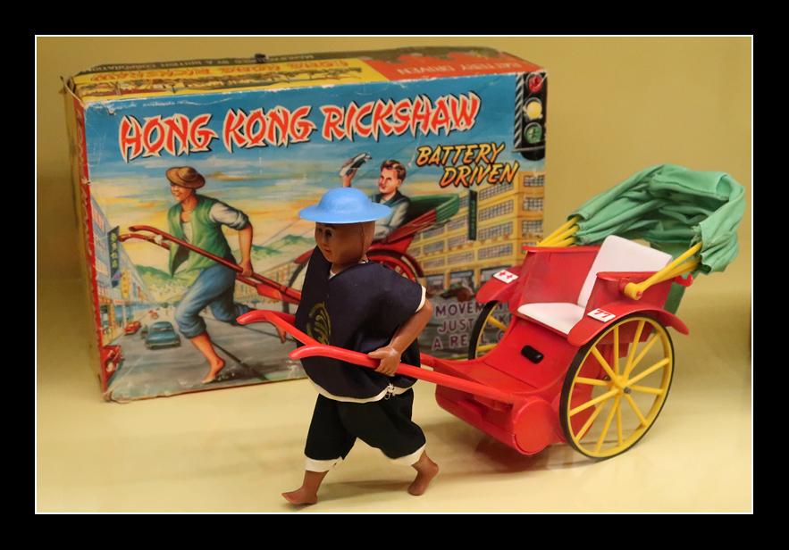 山森影像: 香港玩具傳奇展覽