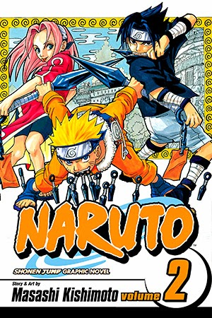 Naruto Tomo 2