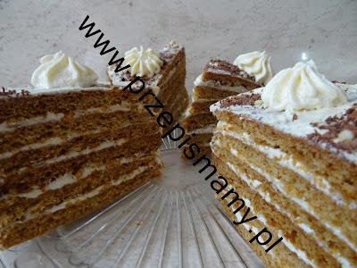 Tort z placuszków