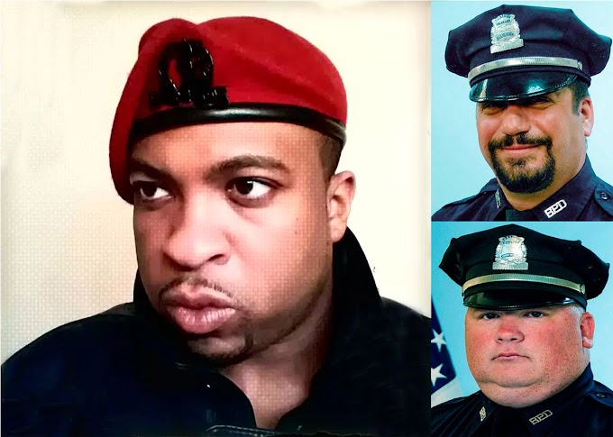 Policías de Boston matan ex militar  hispano que hirió dos oficiales con una escopeta táctica