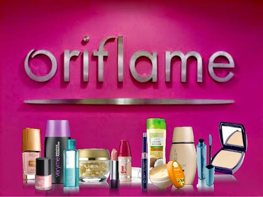 Giveaway Time -Try Your Luck To Win Oriflame's Best Products