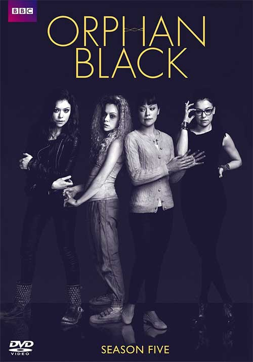 Orphan Black 5ª Temporada Torrent – WEBRip 720p Dual Áudio