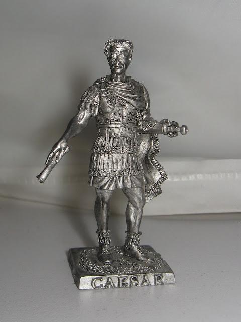 солдатики ek-castings цезарь