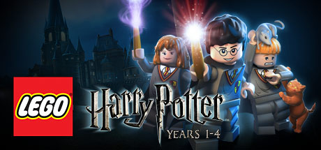 LEGO Harry Potter Years 1-4 PC Full Version