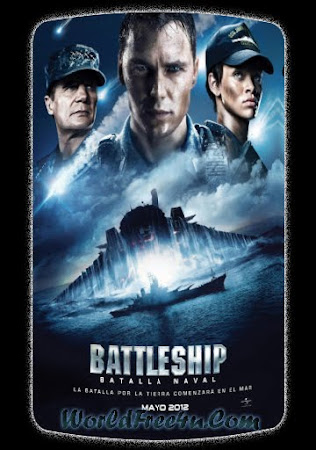 Poster Of Battleship In Dual Audio Hindi English 300MB Compressed Small Size Pc Movie Free Download Only At worldfree4u.com