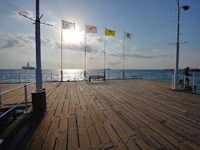 Limassol w styczniu