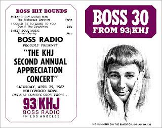 KHJ Boss 30 No. 91 - Robert W. Morgan