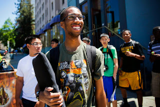 Black Students Avoid Cal Because UC Berkeley Doesn't Go After Them