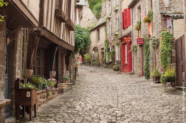 Dinan viaje Bretaña francesa en coche