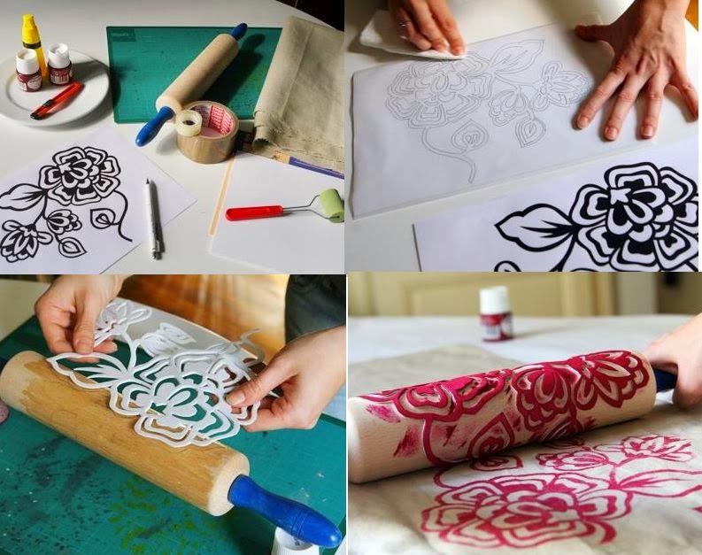 - Formas de pintar paredes ...