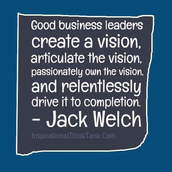 Leadership Vision Quotes: Good Business Quotes. QuotesGram