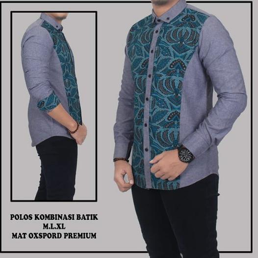 Top 10 Punto Medio Noticias Desain Baju Batik Pria Lengan Panjang